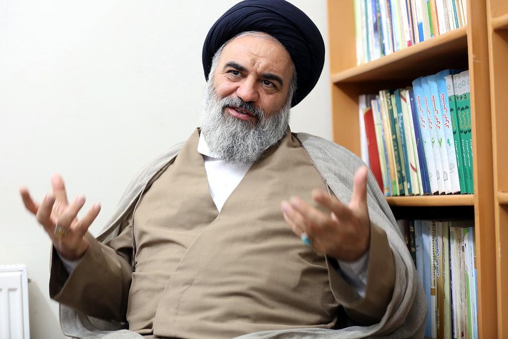 حجت الاسلام والمسلمین حسینی شاهرودی
