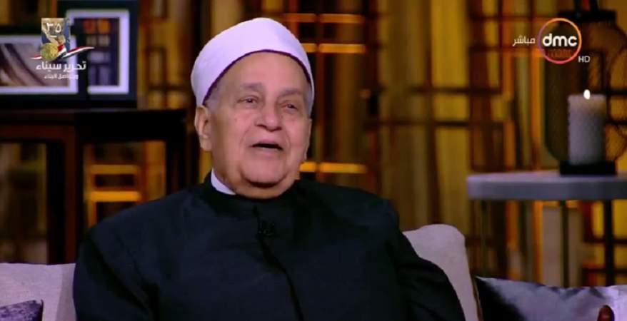 شیخ محمود عاشور عالم برجسته مصری