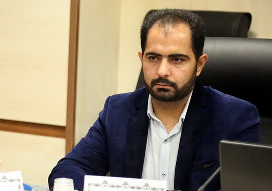 امین انصاری دبیرکل سازمان جوانان حقوق بشر جمهوری اسلامی ایران