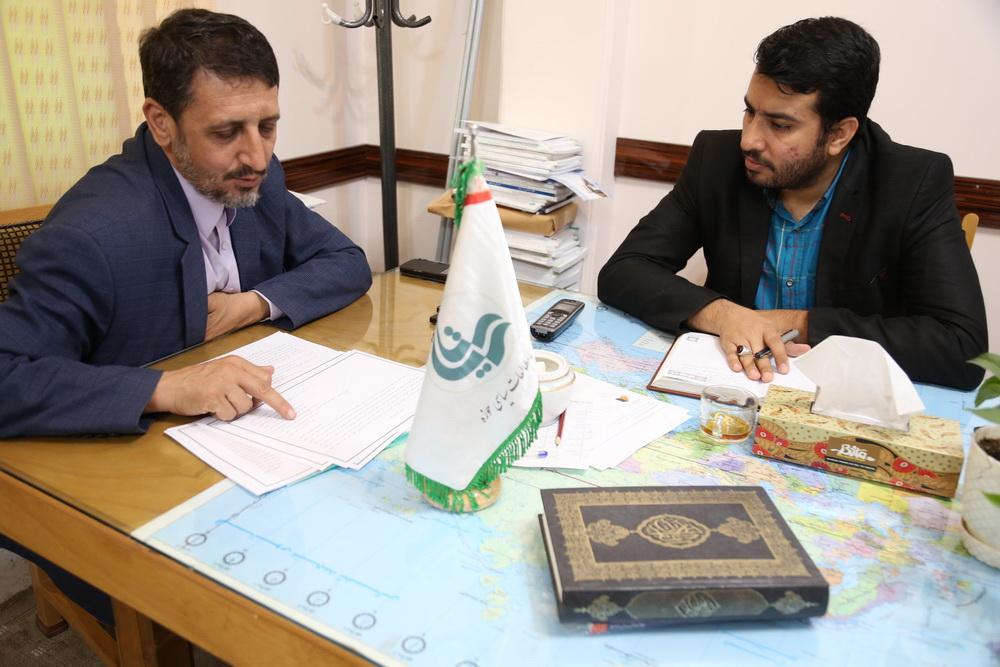 رئیس انجمن مطالعات سیاسی حوزه علمیه قم