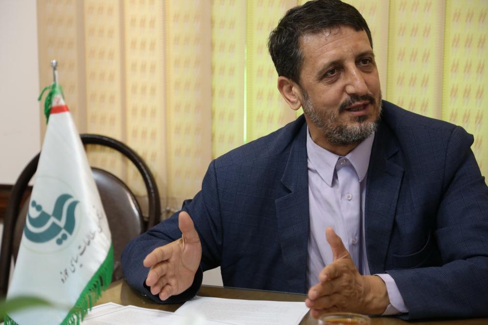 دکتر شیرخانی/ رئیس انجمن مطالعات سیاسی حوزه علمیه قم
