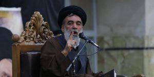 حجت الاسلام و المسلمین حسینی خراسانی