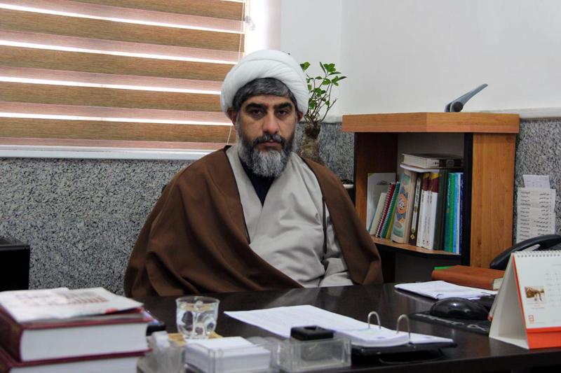حجت الاسلام علیرضا احمدی