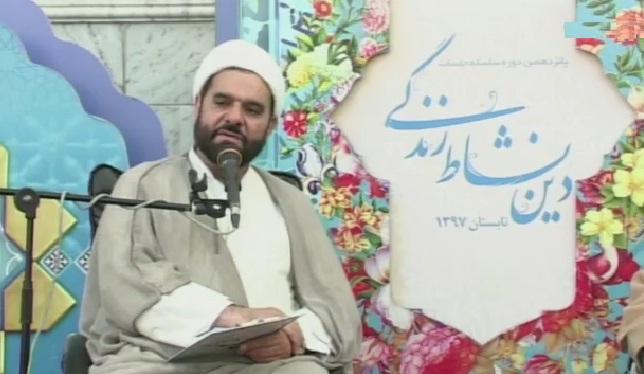 حجتالاسلام احمد لقمانی در سلسله نشستهای «دین، نشاط، زندگی