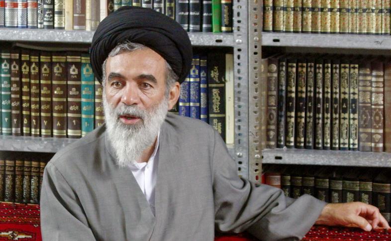 حجت الاسلام والمسلمین حسینی خراسانی