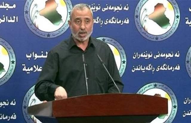 """""""حسن سالم"""" یکی از رهبران ائتلاف الفتح عراق"""
