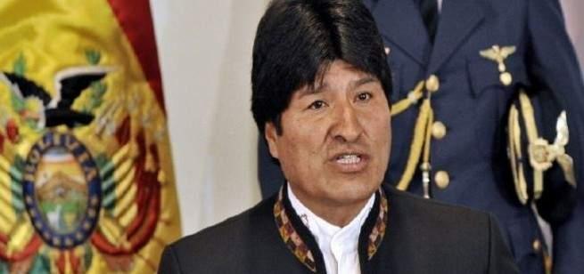 رئیس جمهور بولیوی