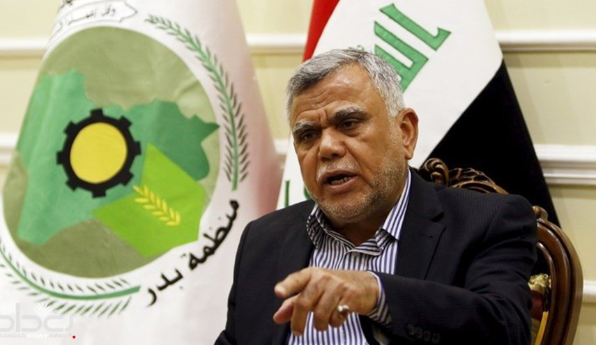 هادی العامری رئیس ائتلاف فتح