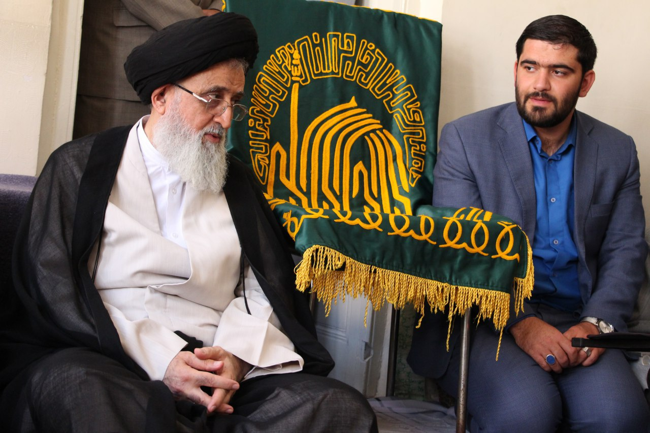 حجت الاسلام والمسلمین محمدرضا مدرسی یزدی