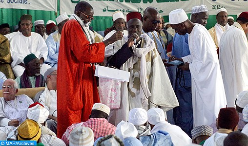 فرقه تیجانیه در سنگال