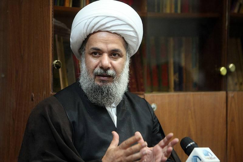 حجت الاسلام و المسلمین حسین بنیادی