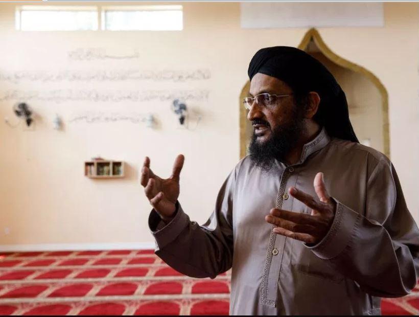 قدیمی ترین مسجد شهر ادمونتون درهایش را به روی بازدیدکنندگان گشود