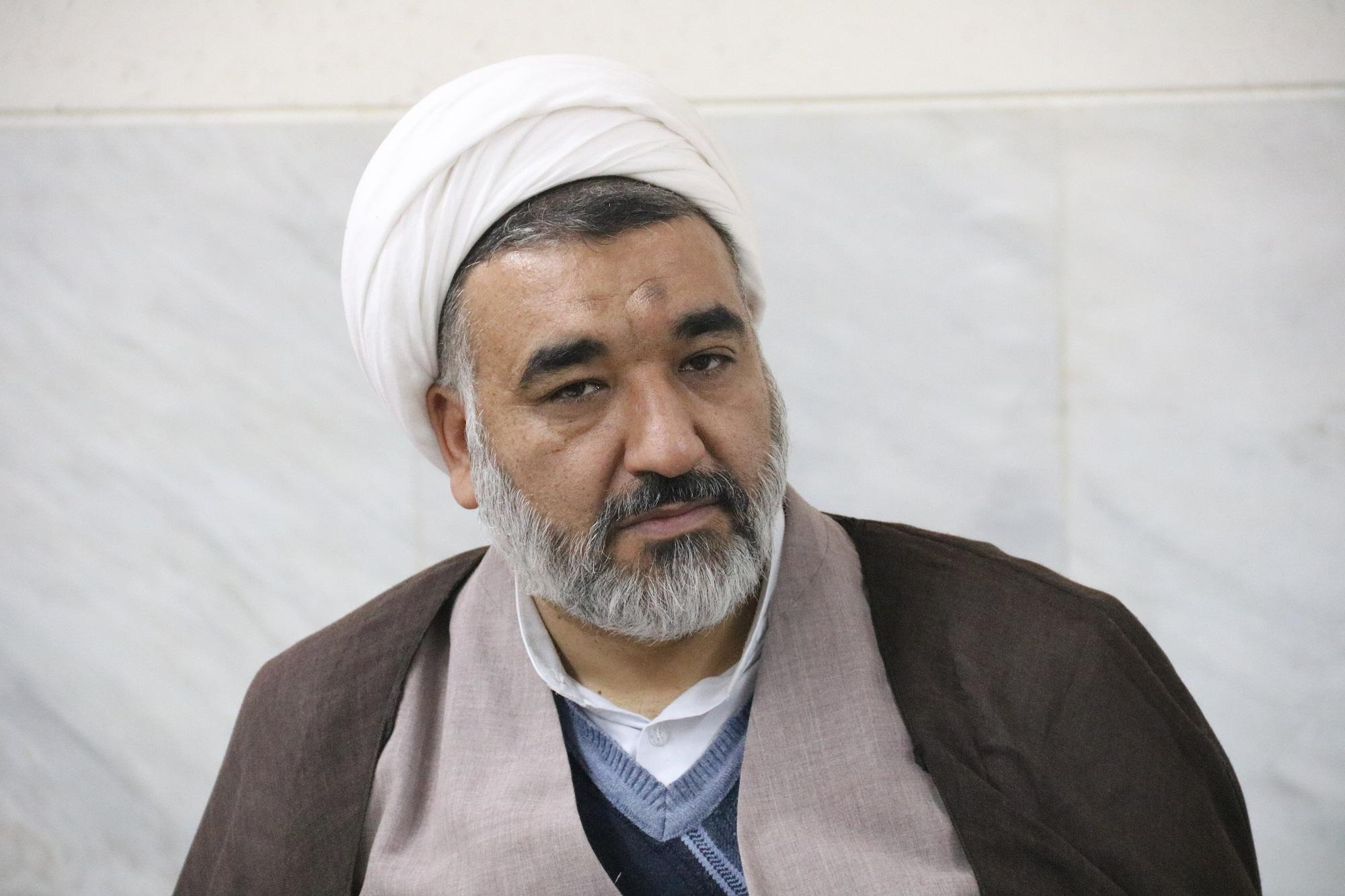 حجت الاسلام محمدرضا اسماعیل پور اوقاف بوشهر