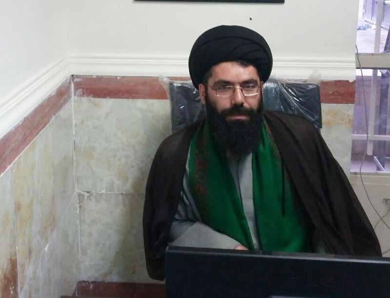 حجت الاسلام سیدتوفیق رضایی