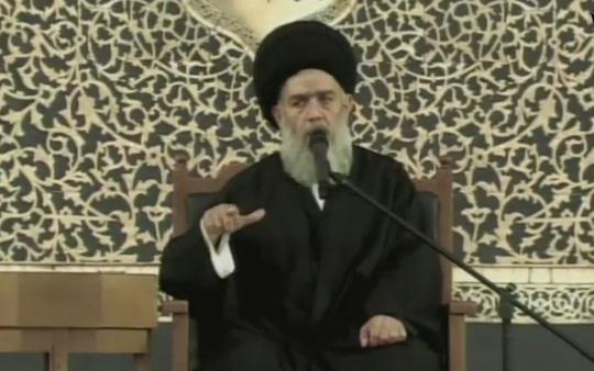 حجتالاسلام والمسلمین مؤمنی