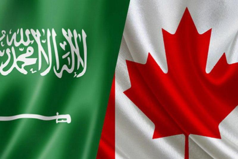 تنش میان عربستان و کانادا