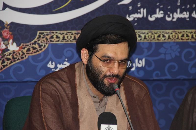 حجت الاسلام سید مصطفی مجیدی - قزوین