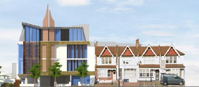 مرکز اسلامی فرهنگی درشمال لندن توسعه پیدا می کند