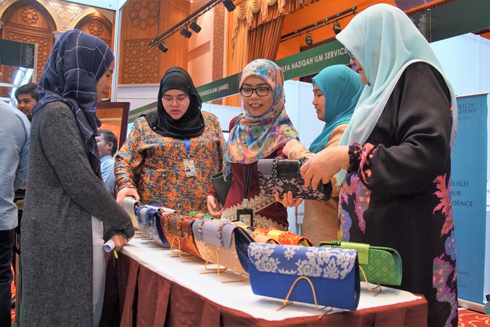 بزرگترین جشنواره بین المللی حلال در برونئی برگزار شد