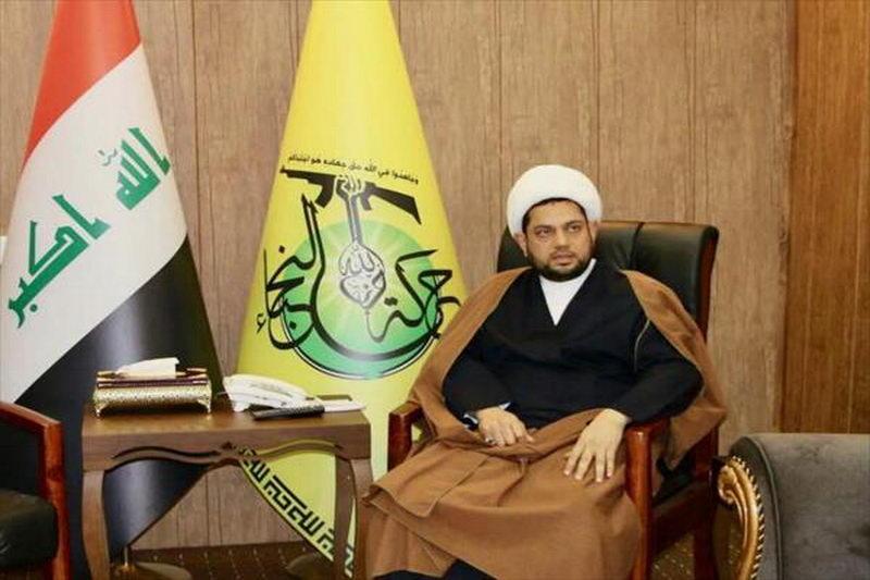 """حجتالاسلام علی الاسدی رئیس شورای سیاسی مقاومت اسلامی """"نجباء"""""""