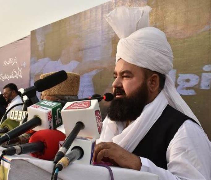 رهبر جمعیت علمای پاکستان