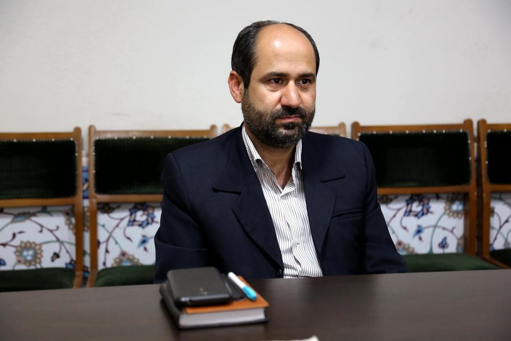 بازدید تاجیک رئیس بسیج رسانه استان قم از خبرگزاری حوزه