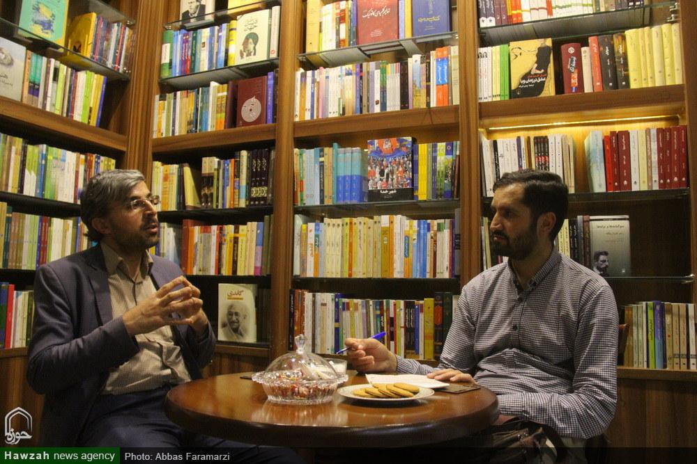 صالحی-مدیر اجرایی موسسه فرهنگی طه