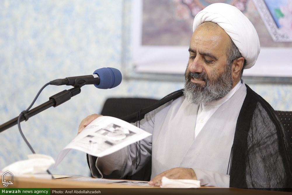 تصاویر/ همایش نقش حوزه انقلابی در ماندگاری انقلاب اسلامی