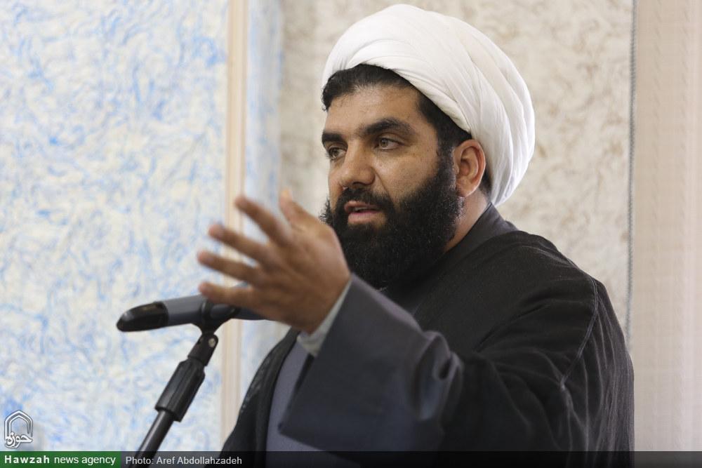 تصاویر/ همایش نقش حوزه انقلابی در ماندگاری انقلاب اسلامی (۲)