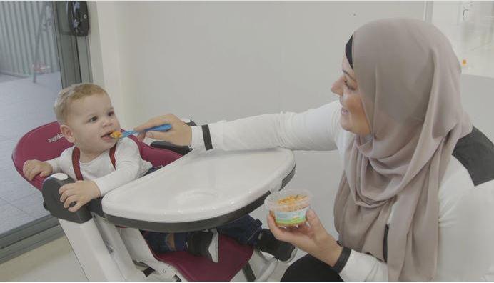 دو بانوی مسلمان استرالیایی تجارت «غذای حلال کودک» راه اندازی کرده اند
