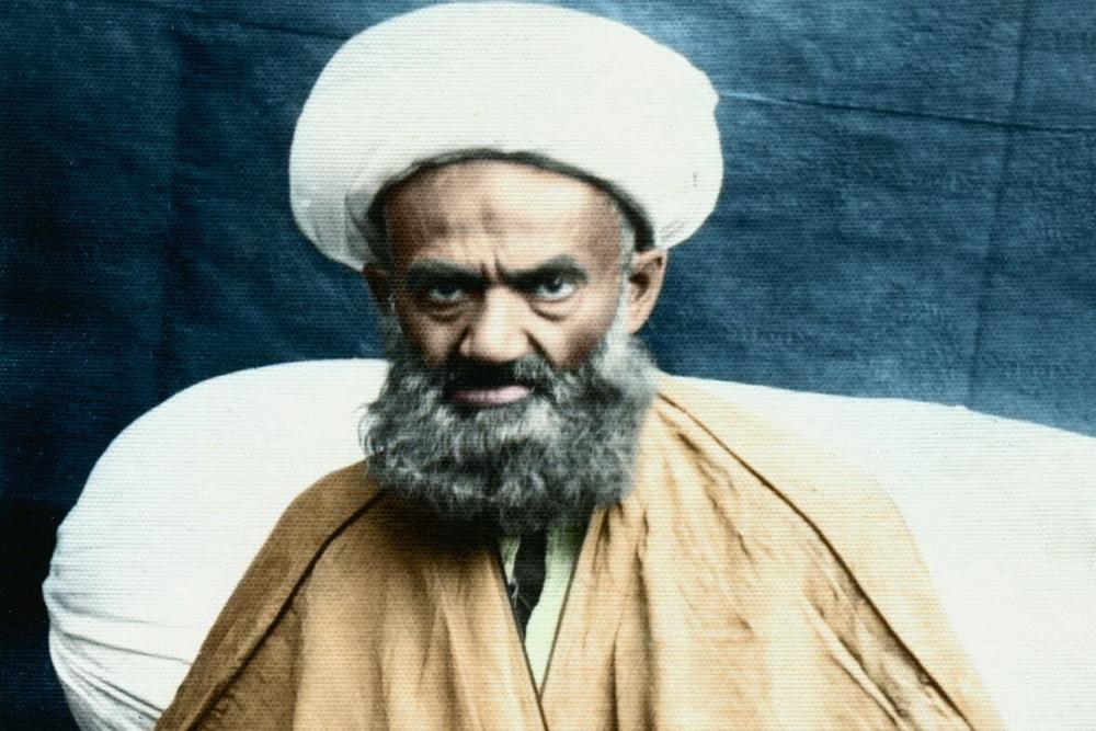 شیخ حسنعلی اصفهانی