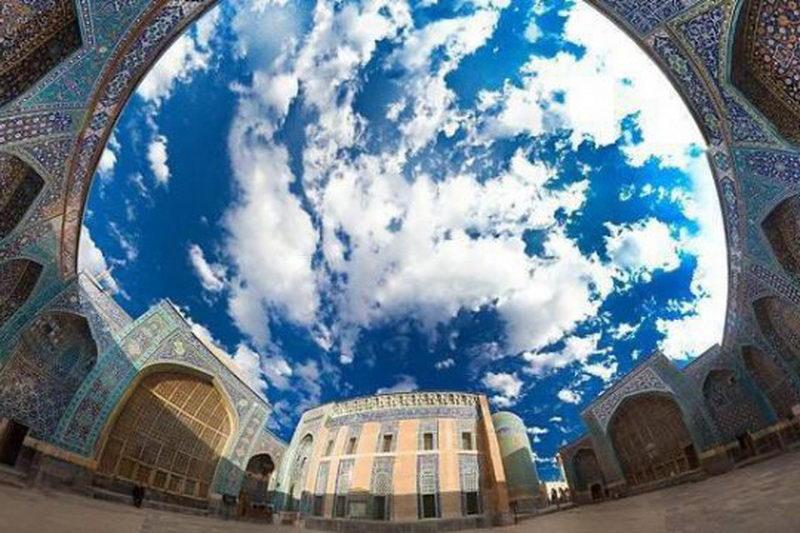 مسجد شیخ صفی الدین