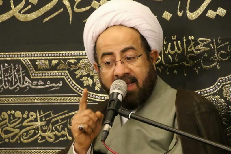 حجت الاسلام ابراهيم انصاري بحريني