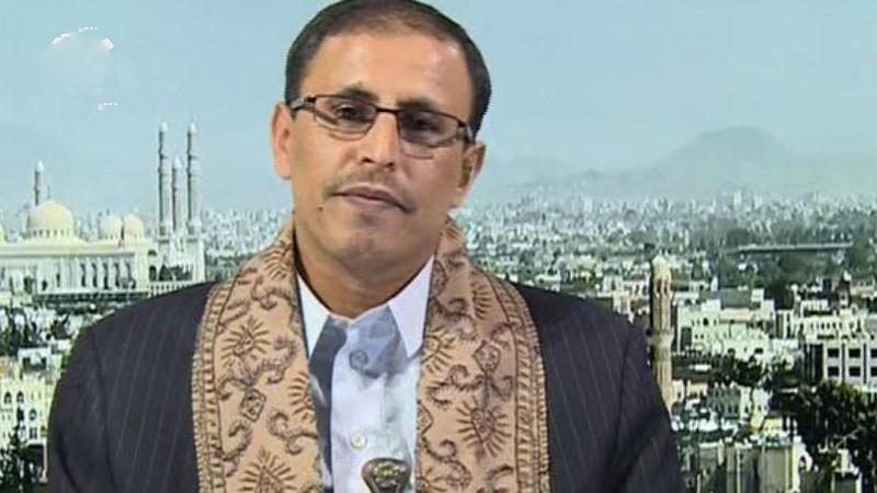 ضیف الله الشامی عضو دفتر سیاسی جنبش انصار الله یمن