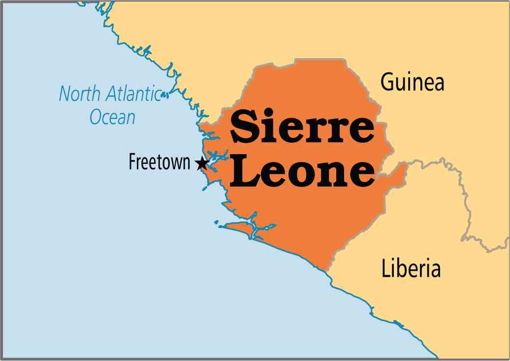 نخستین دوره مسابقات ورزشی اسلامی در سیرالئون برگزار شد
