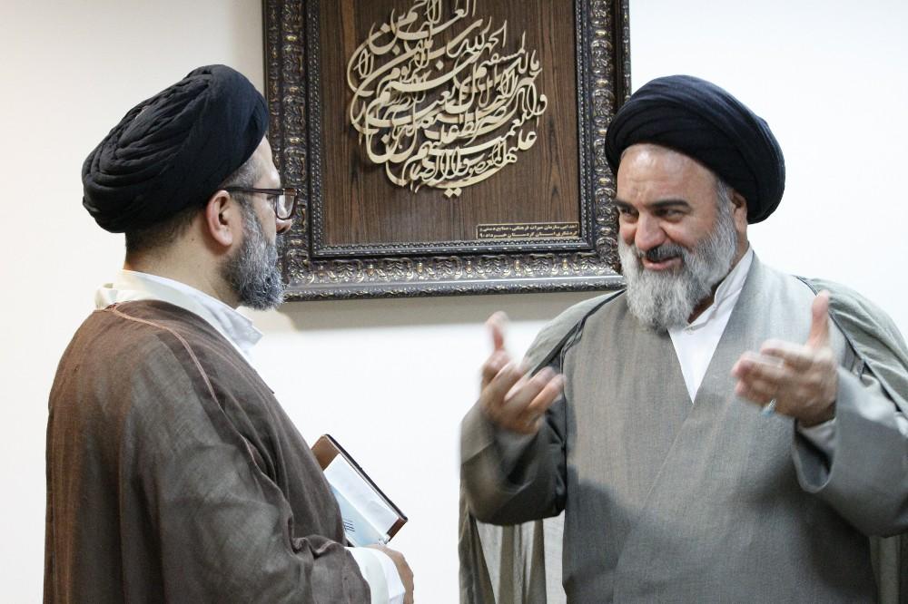 حجت الاسلام و المسلمین سیدمفید حسینی کوهساری