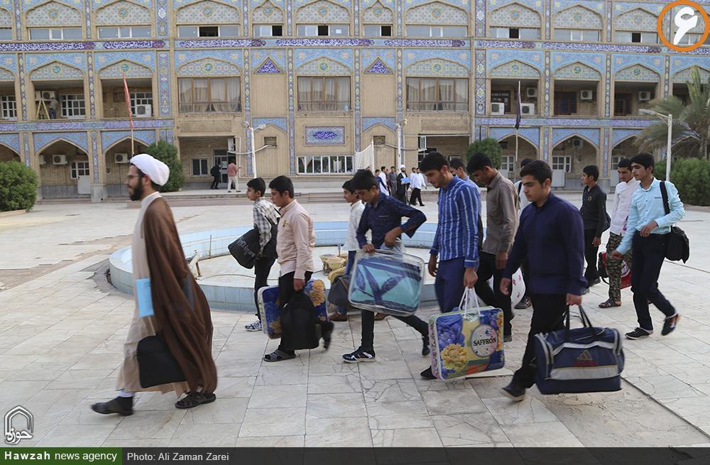 افتتاحیه دوره میثاق طلبگی حوزه علمیه خوزستان