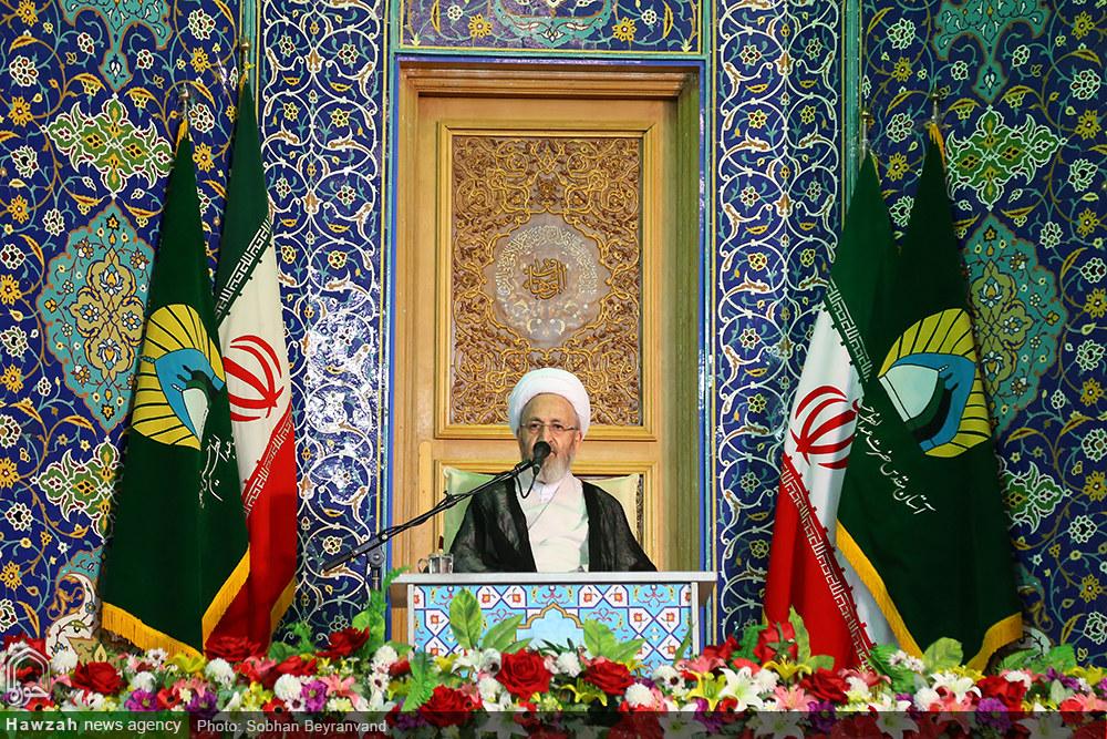 تصاویر/ مراسم آغاز سال تحصیلی جدید حوزه علمیه تهران