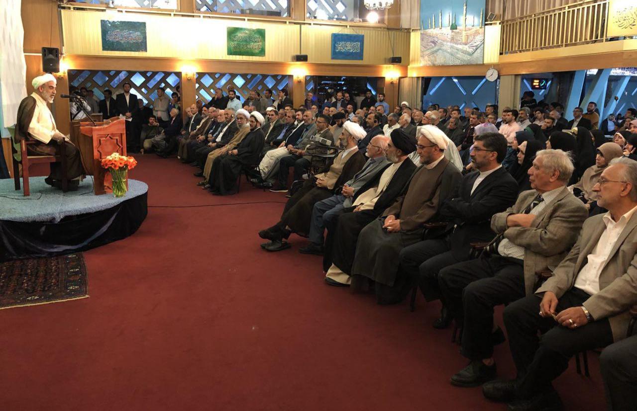 معارفه امام و مدیر جدید مرکز اسلامی هامبورگ
