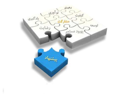 آیین نامه نظام پذیرش پیشنهادها در جامعه الزهرا