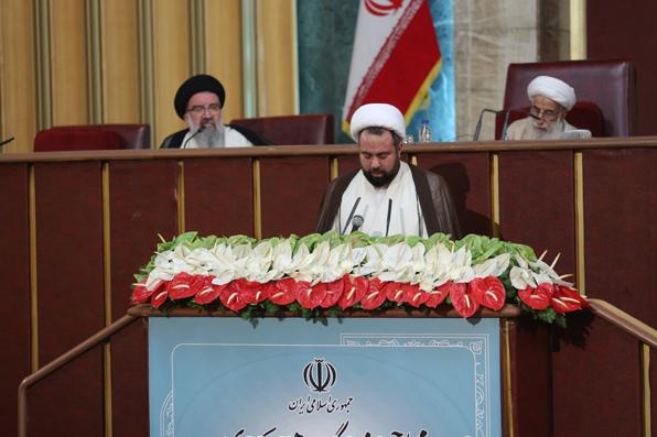 حجت الاسلام مجید تلخابی عضو خبرگان رهبری
