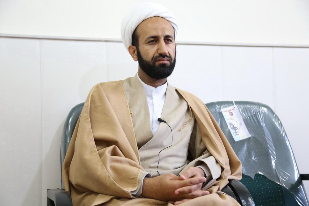 حجت الاسلام علی قنواتی - مدرسه معصومیه