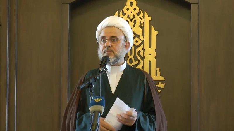 شیخ نبیل قاووق عضو شورای مرکزی حزب الله