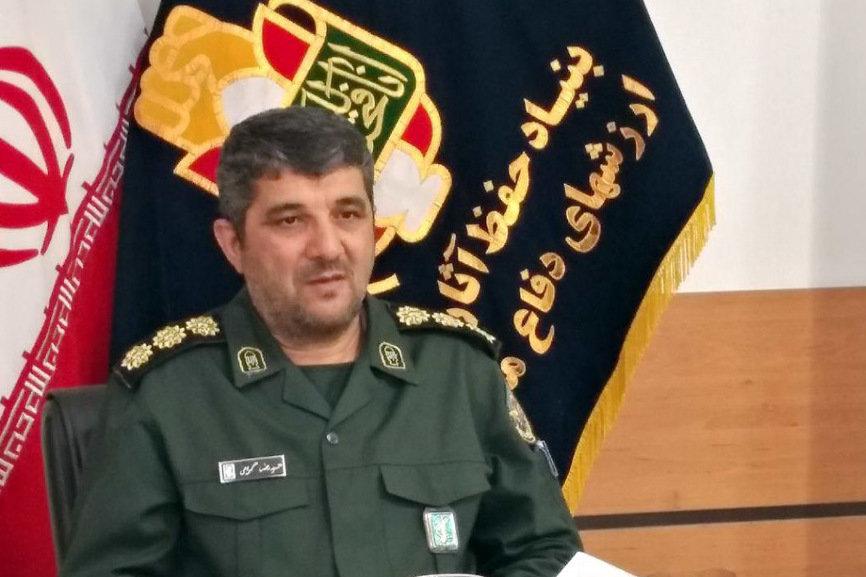 مدیرکل حفظ آثار دفاع مقدس فارس