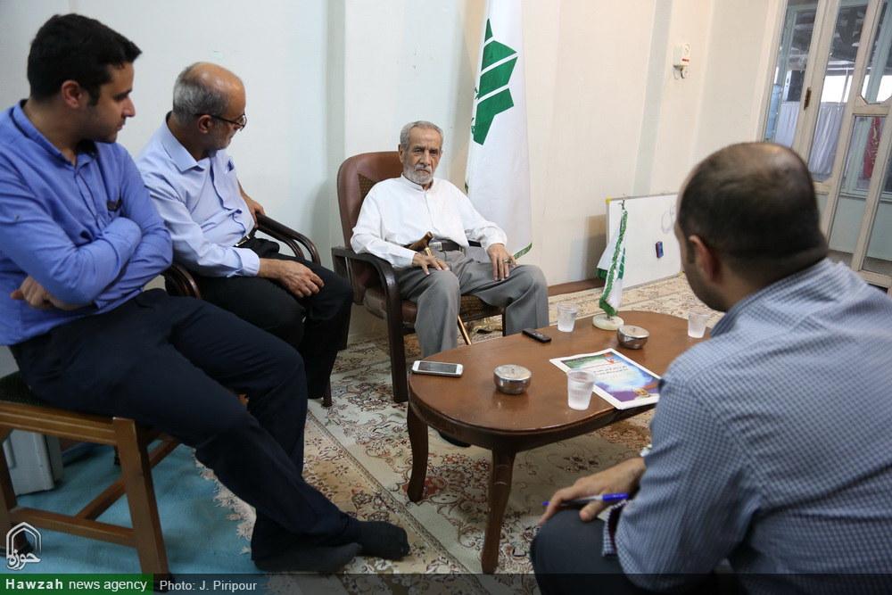 محمد عرب دیپلمات سابق و فعال سیاسی