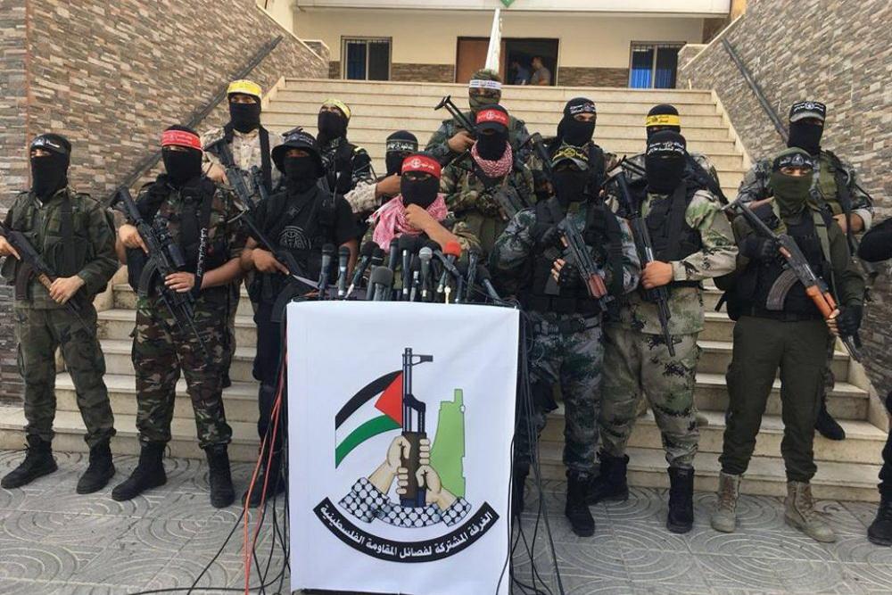 گردانهای مقاومت فلسطین