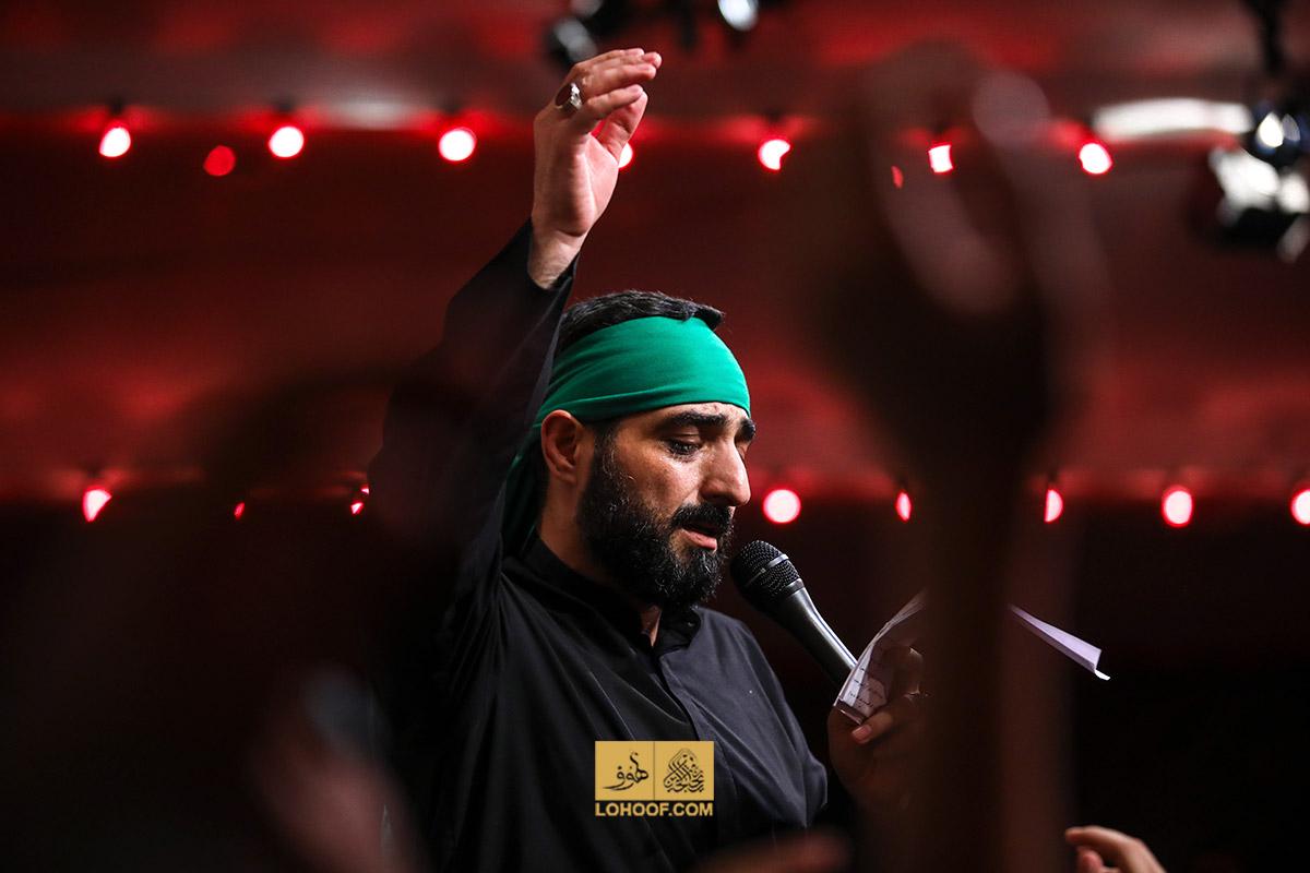صوت| نوحه زینب زینب با نوای سید مجید بنیفاطمه دوم محرم98