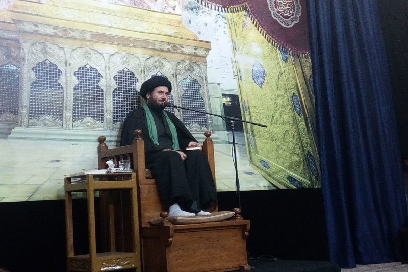 حجت الاسلام خضری