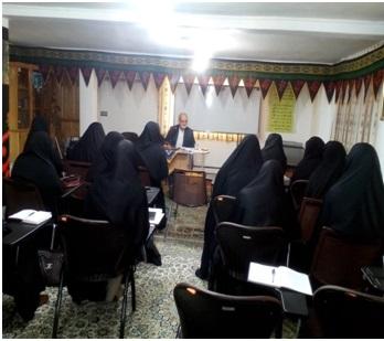 مدرسه علمیه خواهران فریدونکنار؛ روش مطالعه