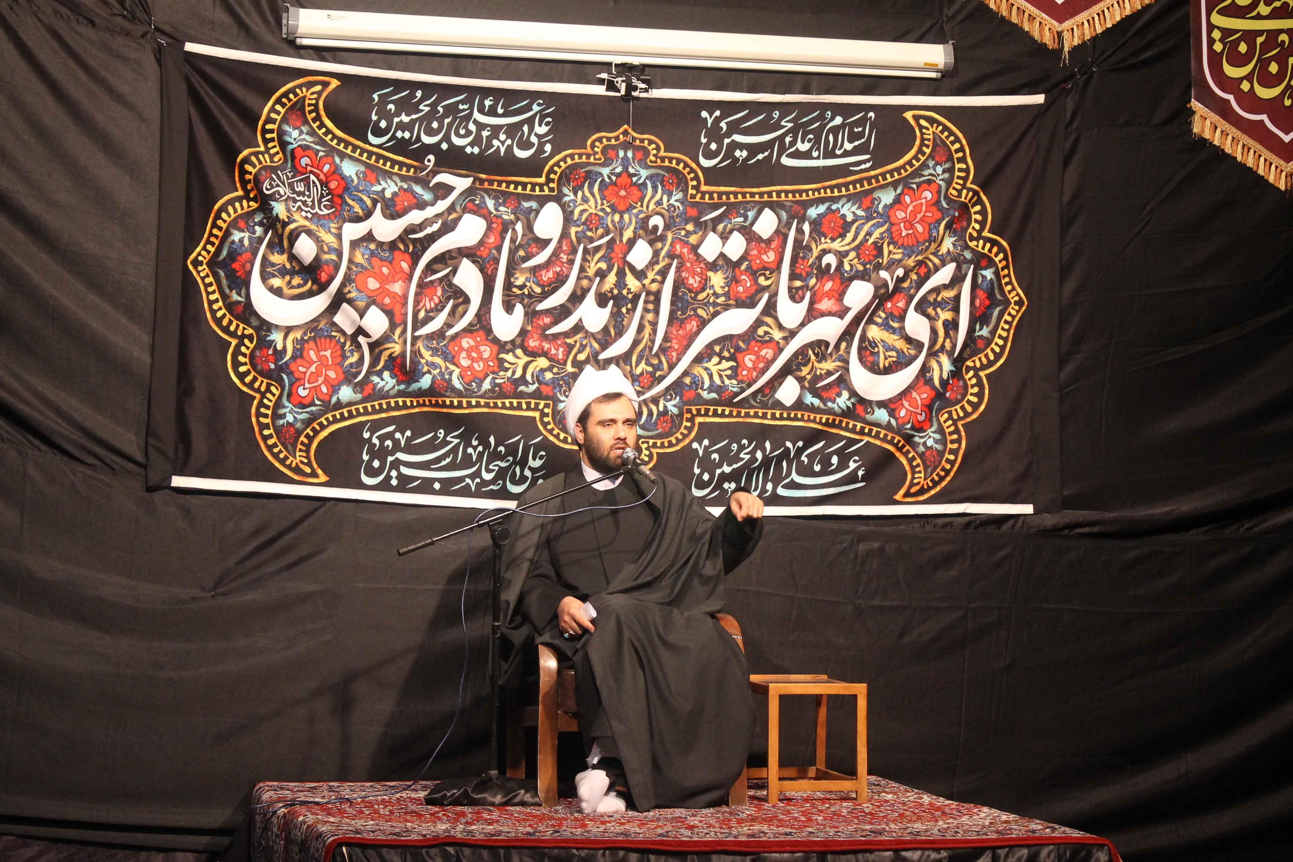 حجت الاسلام محمد حسن طه محمدی